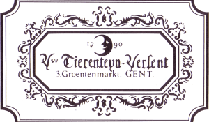 Etiket-Tierenteyn